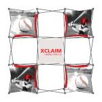 X-Claim 3x3 - Kit 4