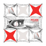 X-Claim 3x3 - Kit 6